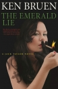 The Emerald Lie  Cover