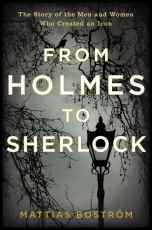 From Holmes to Sherlock Cover