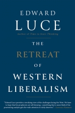 The Retreat of Western Liberalism Cover