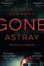 Gone Astray (DC Maggie Neville #1) Cover