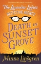Death in Sunset Grove (The Lavender Ladies Detective Agency #1) Cover