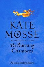 The Burning Chambers Cover