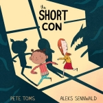 The Short Con Cover