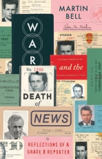 War and the Death of News Cover