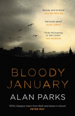 Bloody January Cover