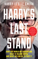 Harry's Last Stand Cover