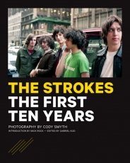 The Strokes: The First Ten Years Cover