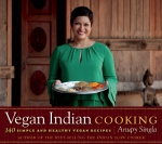 Vegan Indian Cooking Cover